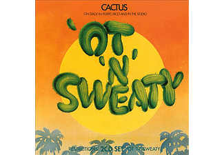 Cactus - Restrictions / 'Ot 'N' Sweaty (CD)