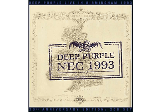 Deep Purple - Live in Birmingham 1993 (CD)