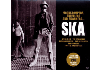 VARIOUS - Ska - Essential Collection - (CD)