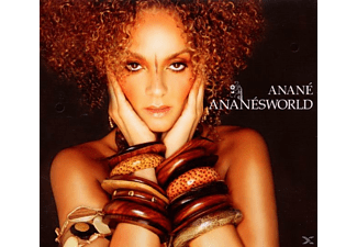 Anane - Ananesworld - (CD)