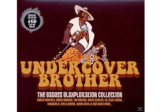 VARIOUS - Undercover Brothe - The Badass Blaxploitation Collection [Do - (CD)