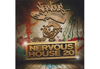 VARIOUS/CJ MACKINTOSH, Various/CJ Mackintosh (Mixed By) - Nervous House 20 - (CD)