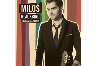 Milos Karadaglic - Blackbird-The Beatles Album [CD]
