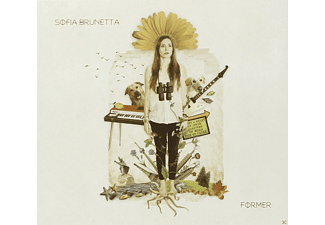 Sofia Brunetta - Former - (CD)