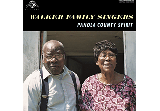 Walker Family Singers - Panola Country Spirit - (CD)