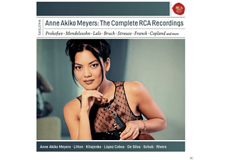 Anne Akiko Meyers, VARIOUS - Anne Akiko Meyers: The Complete Rca Recordings - (CD)