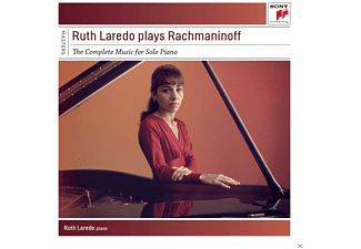 Ruth Laredo - Ruth Laredo Plays Rachmaninoff [CD]