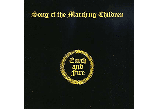 Earth and Fire - Song of the Marching Children (CD)