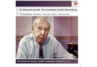 Royal Philharmonic Orchestra - Sir Malcolm Arnold: The Complete Conifer Recording - (CD)