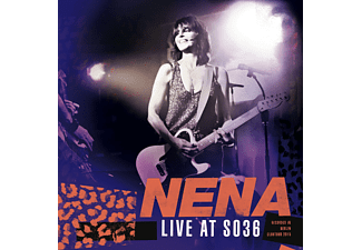 Nena - Live at SO36 - (CD)