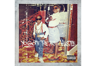Yo Gotti - The Art Of Hustle - (CD)
