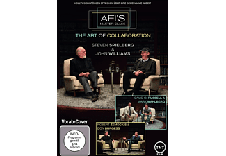 AFI's Master Class: The Art of Collaboration [DVD]