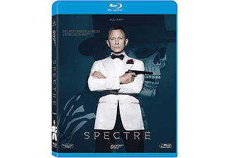 James Bond 007 Spectre Blu-ray