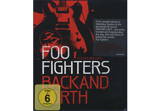 Foo Fighters - Back And Forth - (CD)