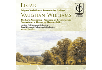 Vernon Hley - Enigma Variations - (CD)