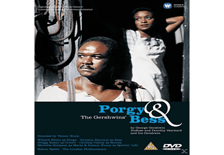 NUNN,TREVOR/RATTLE,SIR SIMON/WHITE,W./HAYMON,C. - Gershwin, Porgy And Bess - (DVD)