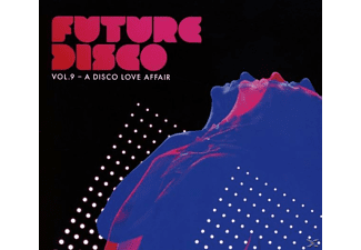 VARIOUS - Future Disco Vol.9 [CD]
