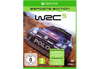 WRC 5 (Esport Edition) - Xbox One