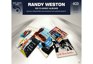 Randy Weston - 6 Classic Albums - (CD)