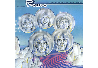 Bay City Rollers - Strangers in the Wind (CD)
