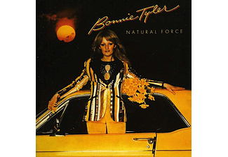 Bonnie Tyler - Natural Force - Expanded (CD)