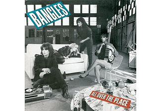 Bangles - All Over The Place (CD)
