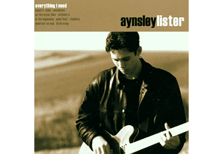 Aynsley Lister - Everything I Need - (CD)