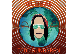 Todd Rundgren - Global [CD + DVD Video]