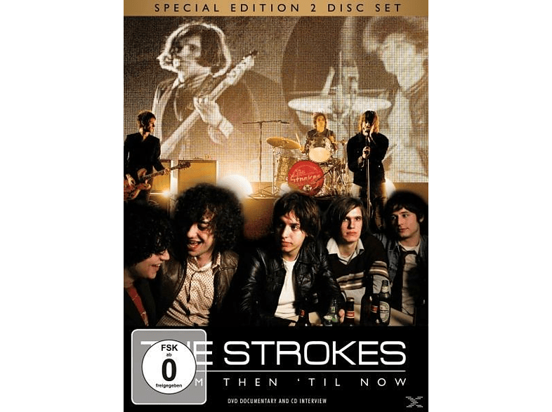 The Strokes - From Then 'til Now [Special Edition] [2 Dvds] [DVD + CD]