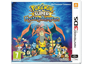Pokémon Super Mystery Dungeon NL 3DS