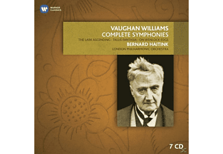 VARIOUS, The London Philharmonic Orchestra - Vaughan Williams - Sämtliche Sinfonien [CD]