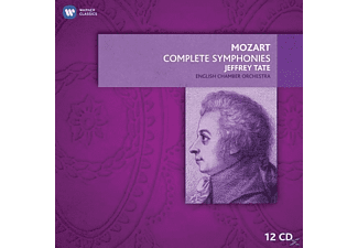 English Chamber Orchestra - Complete Symphonies - (CD)