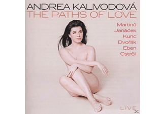 Kalivodova,Andrea/Vondrackova,Ladislava - The Paths of Love - (CD)