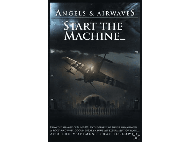 Angels & Airwaves - Start The Machine [DVD]