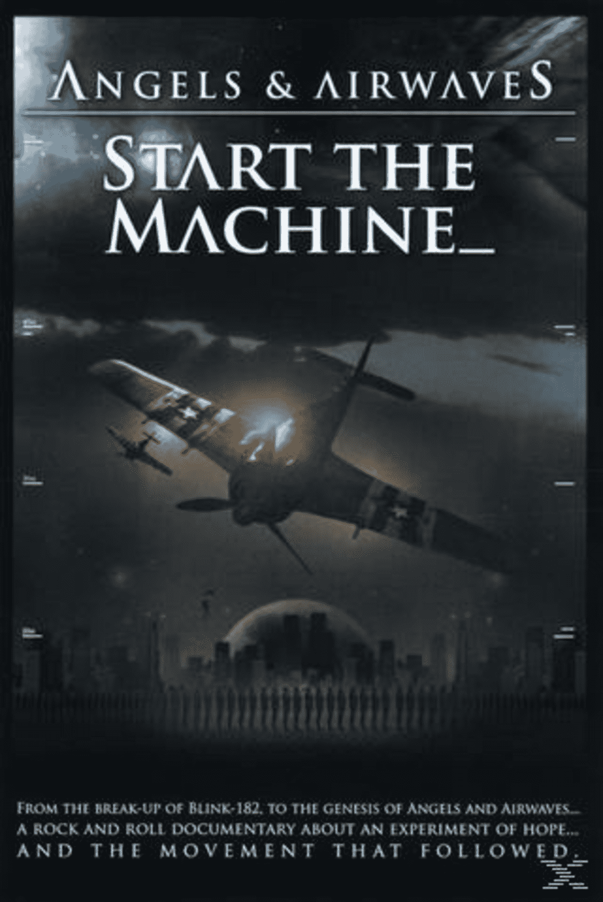 Start The Machine Angels & Airwaves auf DVD