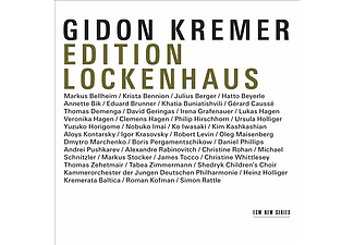 Gidon Kremer - Edition Lockenhaus (CD)