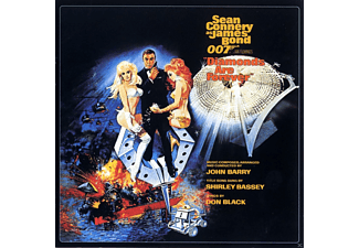 OST/VARIOUS - Diamonds Are Forever (Remastered) - (CD)
