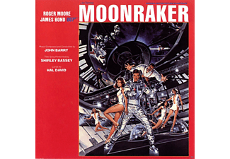VARIOUS - Moonraker (Remastered) 007-James Bond - (CD)