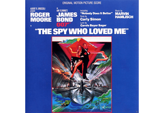 OST/VARIOUS - JAMES BOND 007 - THE SPY WHO LOVED ME - (CD)