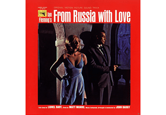 VARIOUS - From Russia With Love - (CD)