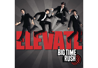 Big Time Rush - Elevate - (CD)