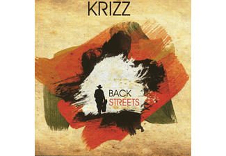 Krizz - Backstreets - (CD)