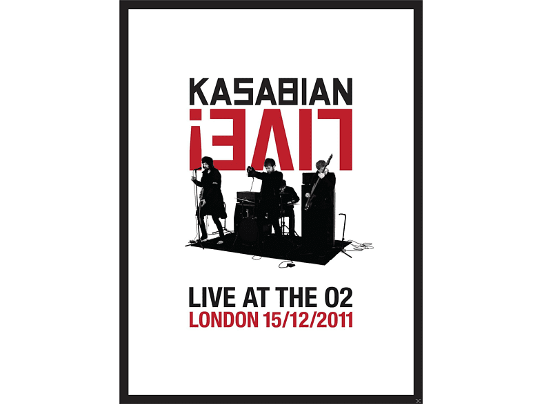 Kasabian - Live At The O2 [DVD]