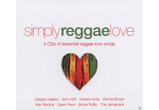 VARIOUS - Simply Reggae Love - (CD)