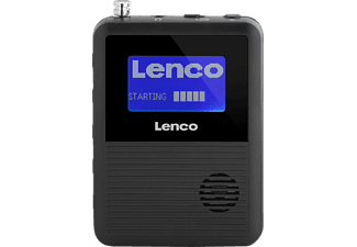 LENCO PDR-04, Digitalradio