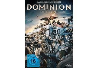 Dominion Staffel 2 - (DVD)