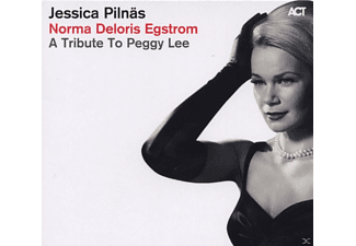 Jessica Pilnäs - Norma Deloris Egstrom - Tribute To Peggy Lee - (CD)