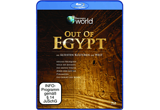 Out of Egypt - (Blu-ray)