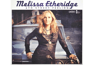 Melissa Etheridge - 4TH STREET FEELING - (CD)