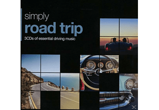 VARIOUS - Simply Road Trip (3cd Tin) - (CD)
